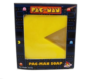 Officially Licensed PAC-MAN Soap, Bandai Namco Entertainment Licensed