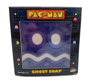 Officially Licensed PAC-MAN Ghost Soap, Bandai Namco Entertainment Licensed