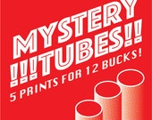 Mystery Tubes! Scratch & Dent sale