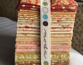 Fat Quarter Bundle Fig Tree Quilts Patisserie RARE Out of Print Quilting Sewing Crafts piecesofpine