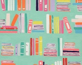Summer Reading in Seaglass Alexander Henry Fabric, Choose your cut