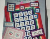 Vintage Sewing Book I Heart Rainbows by Burdett Publications 1986