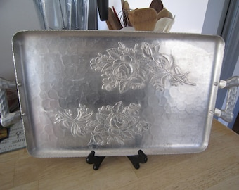 Everlast Forged Aluminum Serving Tray