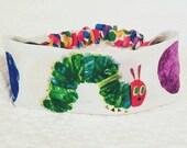 girl headband, the very hungry caterpillar,  headband