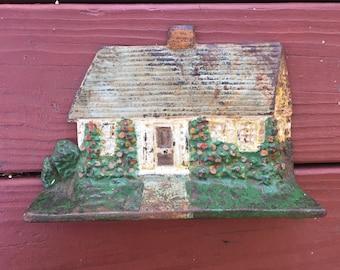 Cape Cod Cottage Doorstop