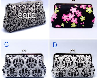 BIG SALE - Large clutch purse (GP10)
