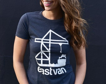 East Van Crane T-Shirt