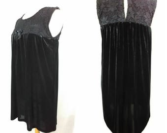 Gothic velvet and lace   tunic , vampire,alternative, gothic chic by Cláudia Candeias