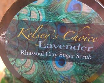 Kelsey's Choice Sugar Scrub
