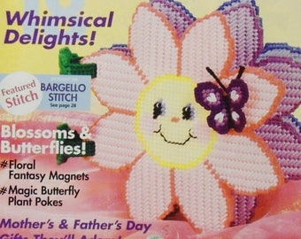 Plastic Canvas Today Magazine May 2003 - 18 Projects to Make