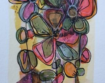 Abstract Painting Original Wall Art Series