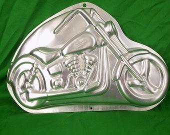 Wilton Harley Davidson Cake Pan