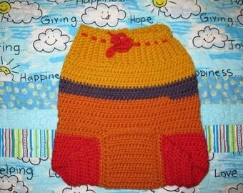 Wool Cloth Diaper Cover / Soaker