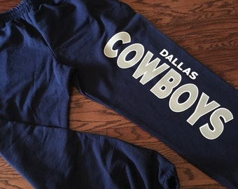 Dallas Cowboys sweatpants