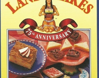 "Land O Lakes 75th Anniversary ""All Time Favorites"" Cookbook"