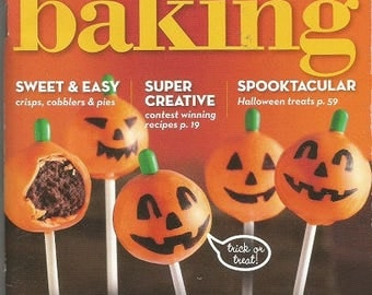 "Betty Crocker ""Fall Baking"" Cookbook"