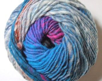 Noro Kureyon Wool Blue Red Purple Teal Yarn Per Skein 378 Lot A