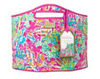 Lilly Pulitzer Beverage Bucket
