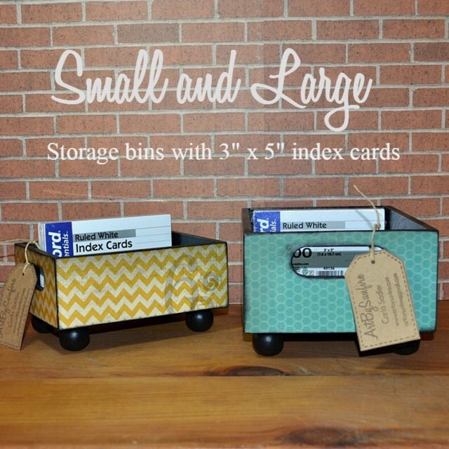 Index Card Binders Recipe Boxes And Storage Bins By
