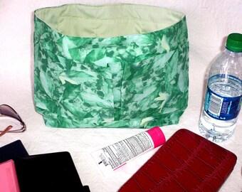 Purse Insert Liner, Insert Bag Organizer, Handmade Purse Insert Large, Insert Organizer Handmade, Bag Organizer Insert, Gift for Her
