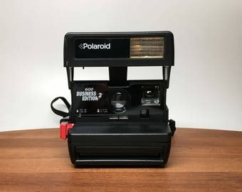 Polaroid 600 Business Edition 2 - battery tested
