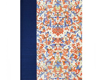 Recipe Book Blank  Florentine Lilies