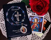 St. Monica's Tears Catholic Chaplet - Patron of Mothers, Widows, Headstrong Children, Difficult Marriages, Alcoholics and Abuse Victims