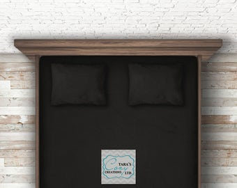 MINKY Sheets - Double Fitted Sheet - Queen Fitted Sheet - Twin Minky Sheet - Fitted Minky Sheets - King Minky Sheet - Ships out in 1-3 days