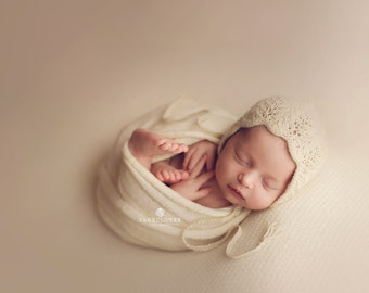 Laurel Newborn Bonnet