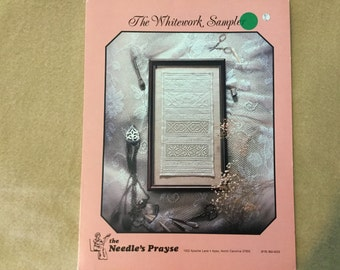 The Whitework Sampler by the Needle's Prayse