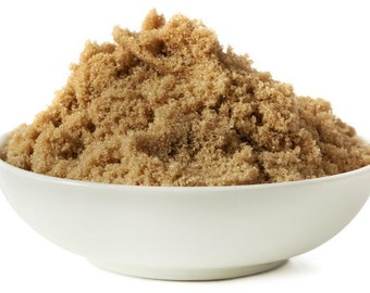 Brown Sugar Syrup and Sweet Potato Conditioner, Hair Treatment, Curly Hair, Natural Hair, Kinky Hair