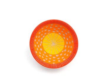 Ceramic Sunrise Ring Dish