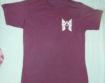Soft cotton On Eagle's Wings ~ Fly Like an Eagle on Tultex t-shirt