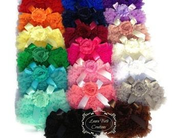 You Pick Chiffon Ruffle Bloomer, Photo Prop Set, Baby Girl Bloomers, Newborn Bloomers, Ruffle Bloomers, Photo Prop, Ruffle Diaper Cover
