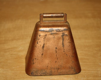 Vintage Cowbell - item #2309
