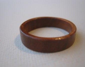Cuban Mahogany Rings