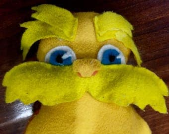Lorax stuffy