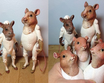Mice Art Dolls