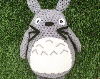 Crochet Totoro Doll