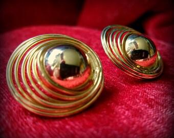 Planetary Orbit Earrings