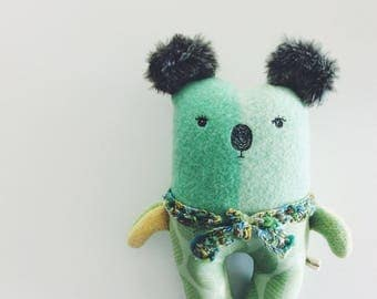 Rory - koala - boy - australian - animal - ooak