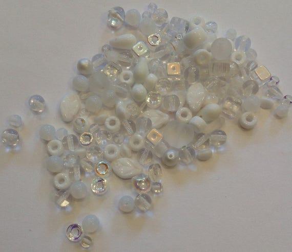 Indian glass bead mix