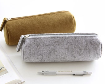 Felt Pen Pouch Case -Gel Ink Pen Pouch Receive Pouch
