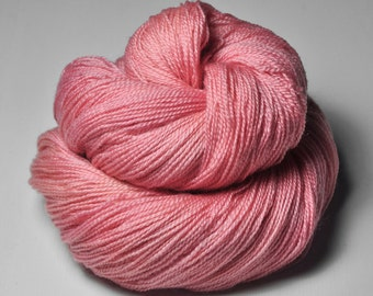 Crushed candy ooak - Merino/BabyCamel Lace Yarn - LIMITED EDITION