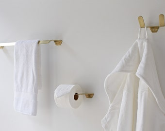 Bath Collection - Solid Brass