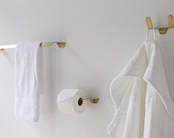Brass Bath Collection