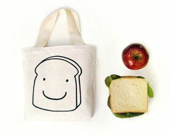 Kids lunch bag Bag school canvas Lunch bag for kids School canvas bag Preschool busy bag Kids snack bags Canvas bag for kids by Olula Girls