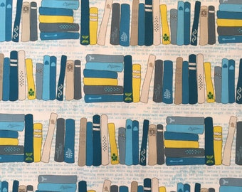 On, Literary Collection by Heather Givans for Windham Fabrics, 1/2 yd