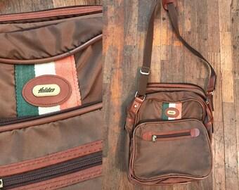 FREE SHIPPING//Lady Luggage Waterproof Holiday Shoulder Bag//Vintage England Holiday Bag