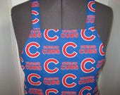 Chicago Cubs Baseball Adult Apron